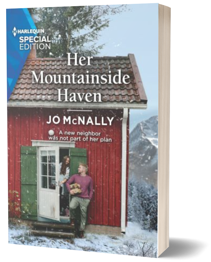 Her Mountainside Haven Jo McNally