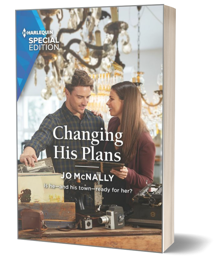 Changing His Plans Jo McNally