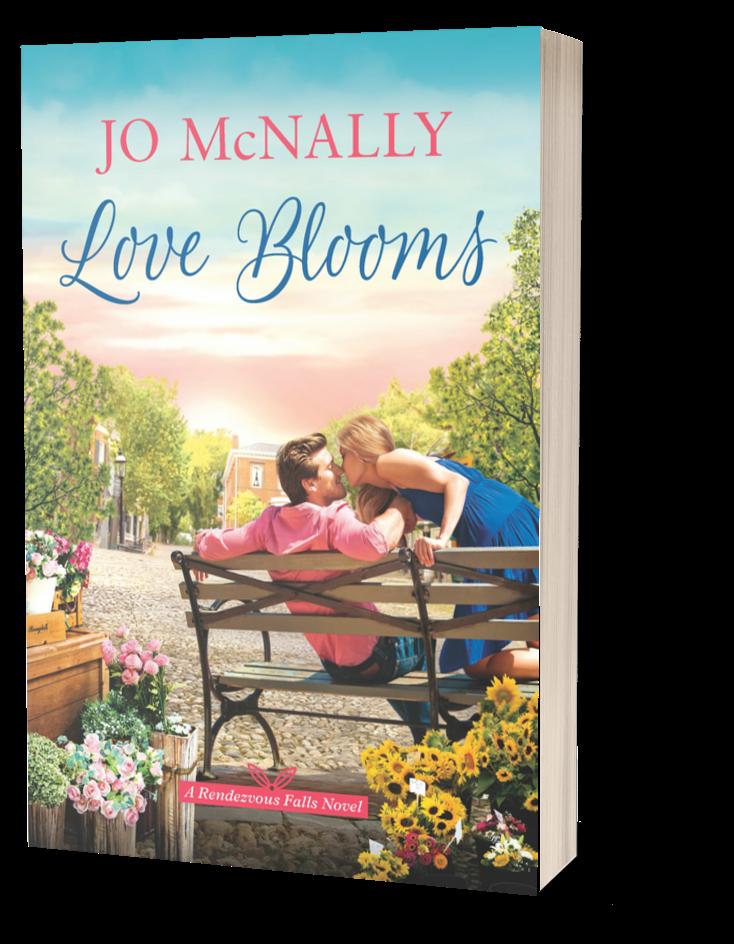 Jo McNally Love Blooms